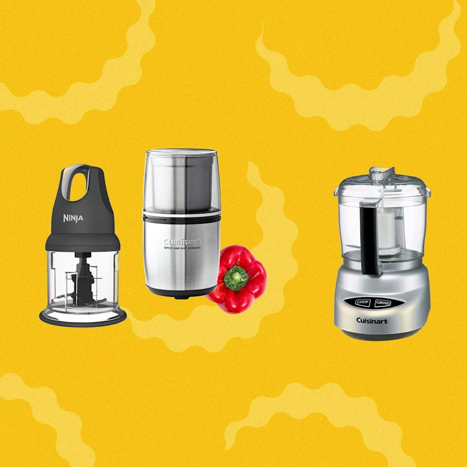 """<p>When it comes to kitchen tools, few are as useful as the food processor. Whether you're making salsa, blending up some <a href=""""http://www.delish.com/holiday-recipes/thanksgiving/a55683/basic-pie-dough-recipe/"""" rel=""""nofollow noopener"""" target=""""_blank"""" data-ylk=""""slk:pie crust"""" class=""""link rapid-noclick-resp"""">pie crust</a>, or are just too lazy to chop up your vegetables, the food processor is your savior. We consulted our food editors, scanned hundreds of online reviews, and sought out some of the most beloved <a href=""""http://www.delish.com/kitchen-tools/cookware-reviews/g32823716/best-food-dehydrators/"""" rel=""""nofollow noopener"""" target=""""_blank"""" data-ylk=""""slk:food processors"""" class=""""link rapid-noclick-resp"""">food processors</a> on the market. No matter what kind of model you're looking for—mini! colorful! classic! restaurant-grade!—there's a great option for you below.</p>"""
