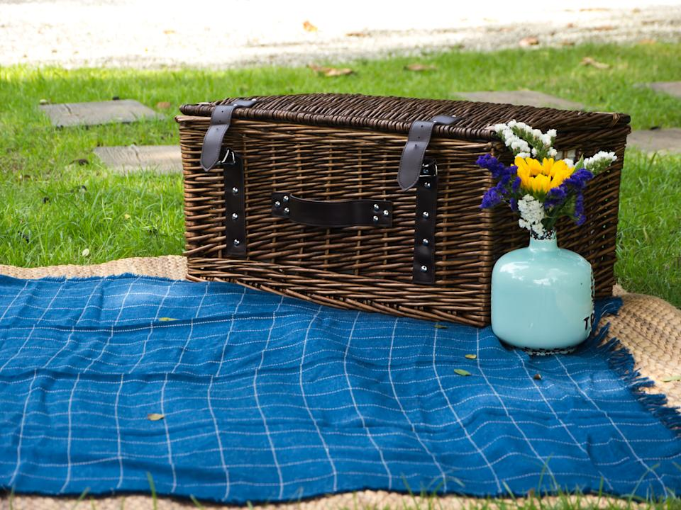 Your picnic mat can determine how insta-worthy your picnic looks