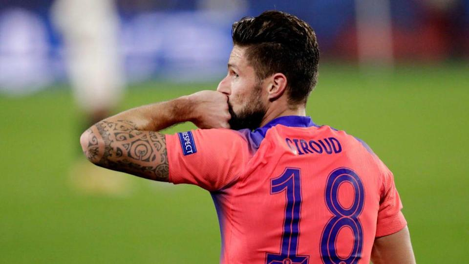 Olivier Giroud | Soccrates Images/Getty Images