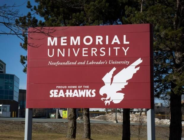 Memorial has written to the provincial government to ask to change the legislation surrounding the school's name.