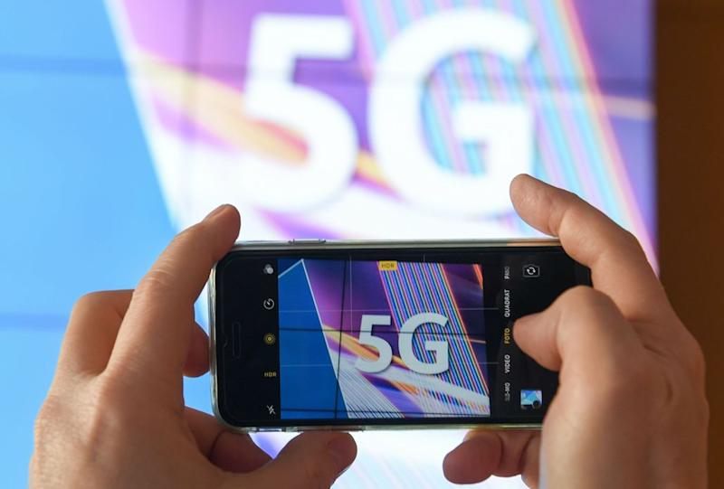 Superfast 5G technology is coming to the UK (Getty)