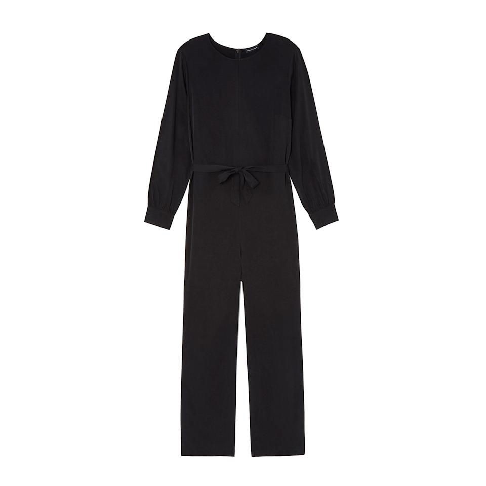 Brushed Back Jumpsuit. (Photo: Goop)