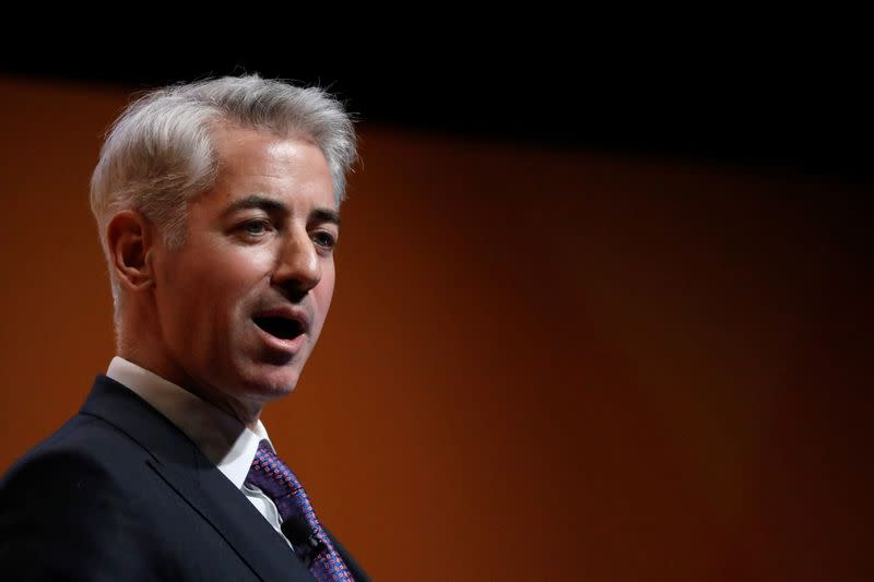 Ackman hedges to protect against coronavirus' 'negative' impact
