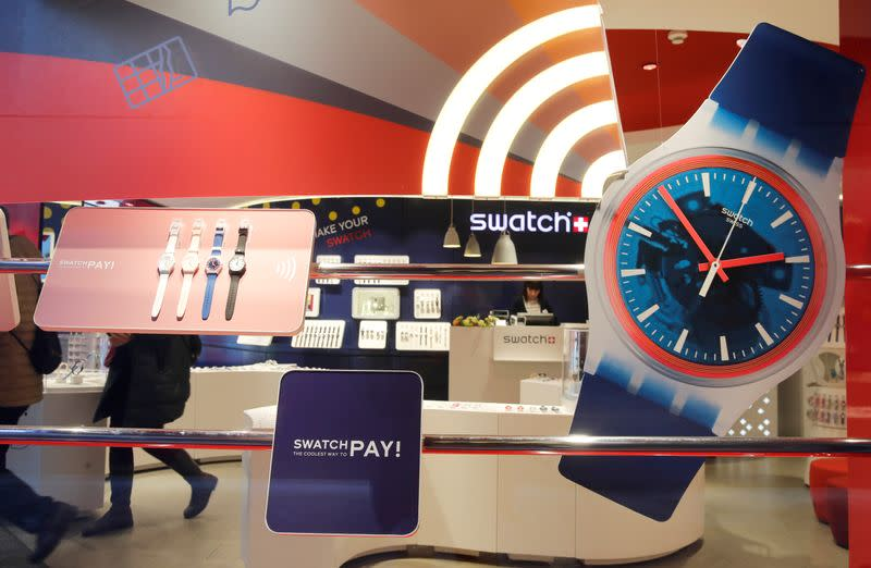 Swatch ticked off with Swiss anti-trust agency parts ban