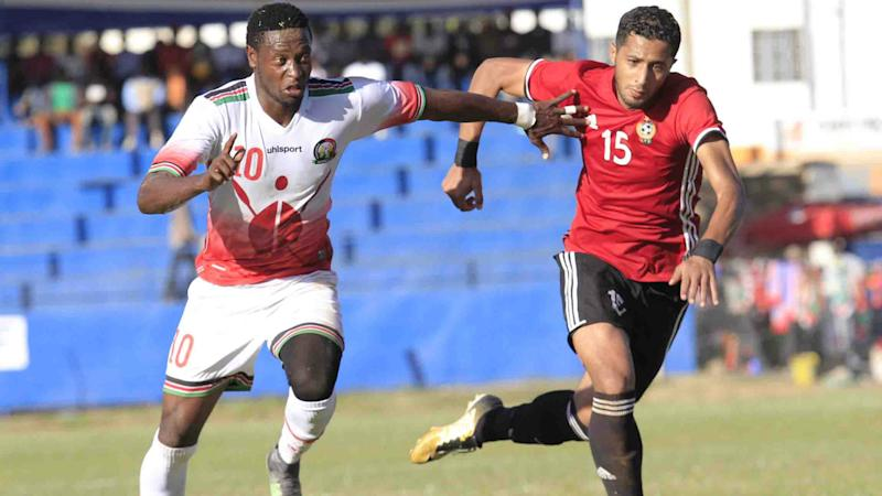 Michael Olunga's absence a good chance for Masoud Juma to prove his worth - Sebastien Migne