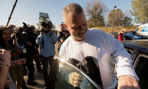 California man freed after 15 years in prison thanks to genealogy website data