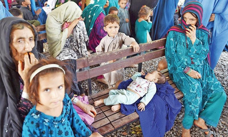 Afghan Children: Over 1 million at risk for death due to acute malnutrition