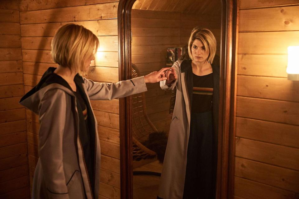 Jodie Whittaker in Doctor Who: It Takes You Away (BBC)