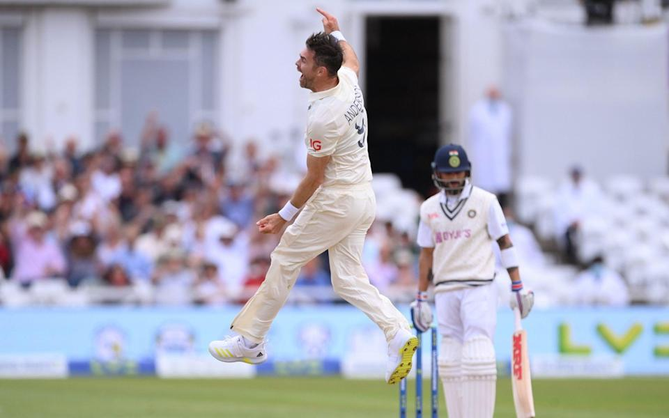 England vs India, first Test day two: live score and latest updates from Trent Bridge - Stu Forster/Getty Images Europe
