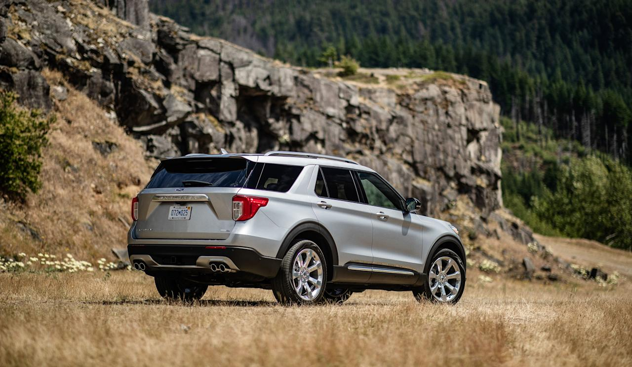"<p>The 2020 Ford Explorer marks the mid-size SUV's sixth generation and the result is better than ever before. Read the full story <a href=""https://www.caranddriver.com/reviews/a28072325/2020-ford-explorer-drive/"" target=""_blank"">here</a>.</p>"