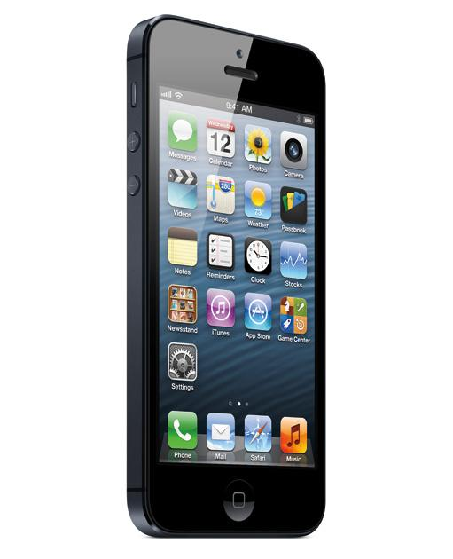 Apple Launches iPhone 5