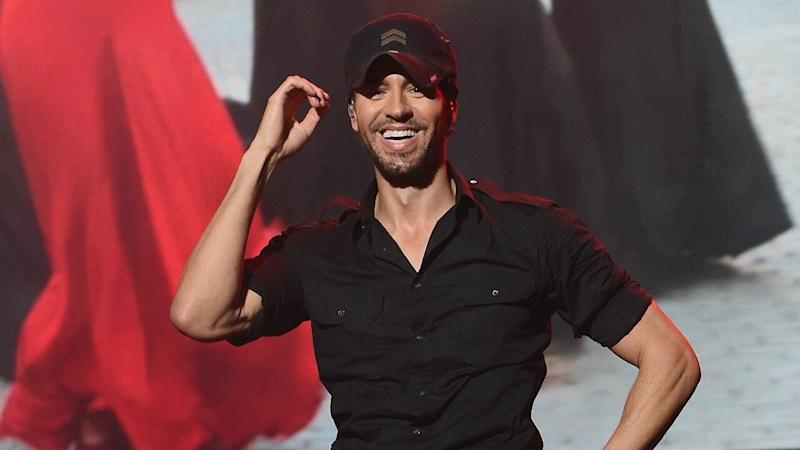 Enrique Iglesias' Sweet Video of Himself Dancing With Daughter Lucy Will Melt Your Heart