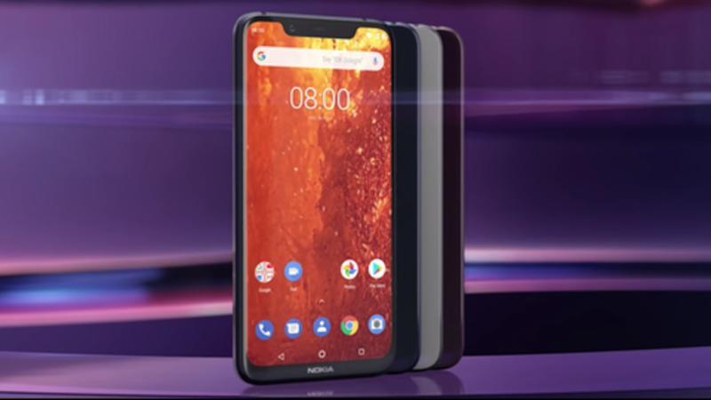 Nokia 8.1 available in India with upto Rs. 6,000 discount