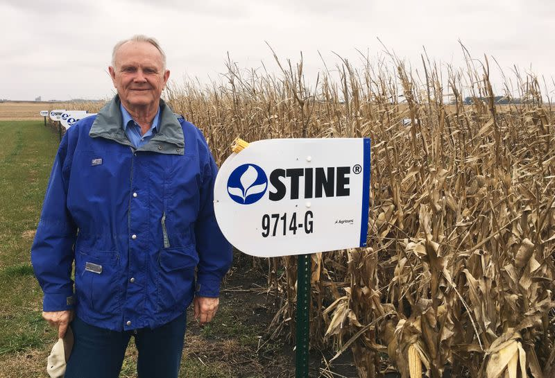 Iowa farm billionaire's companies receive U.S. pandemic aid