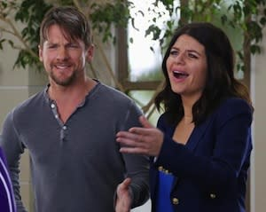 Happy Endings Axed By ABC — Next Stop USA?