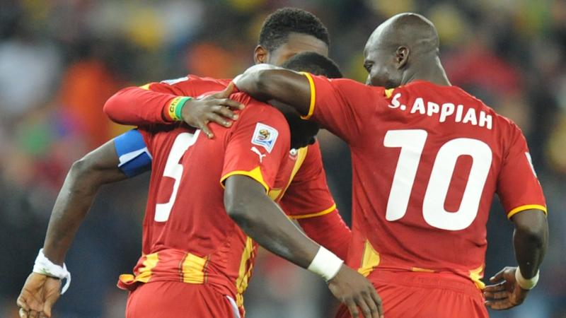 Ghana's 2019 Afcon qualification excites Stephen Appiah