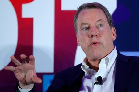FILE PHOTO: Bill Ford, Executive Chairman at the Ford Motor Company, speaks at the South by Southwest Music Film Interactive Festival 2017 in Austin