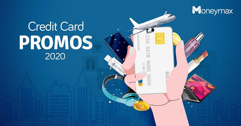 Credit Card Promos 2020 for Online Shopping and Dining | Moneymax