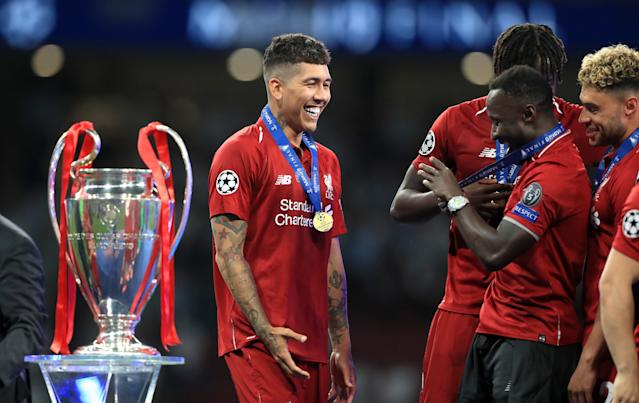 Roberto Firmino. / Foto: Getty Images