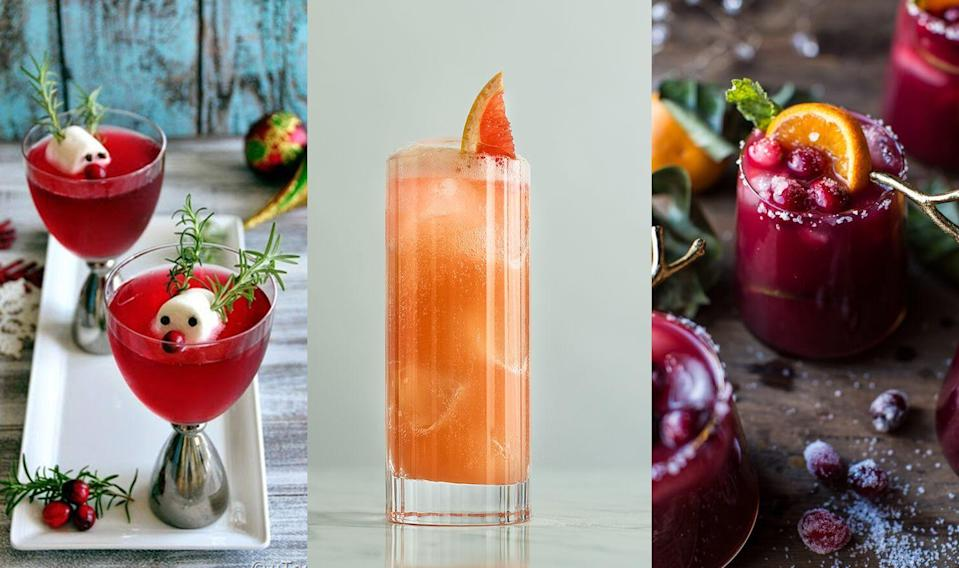"<p>Christmas cocktails are a sure fire way to get everyone into the festive spirit (quite literally), and we love any excuse to mix a few tipples for ourselves, friends and family. Whether it's Christmas pudding vodka or a gorgeous, spicy mulled gin, these <a href=""https://www.goodhousekeeping.com/uk/food/a564581/easy-christmas-cocktails/"" rel=""nofollow noopener"" target=""_blank"" data-ylk=""slk:Christmas cocktails"" class=""link rapid-noclick-resp"">Christmas cocktails</a> will definitely put the fun into the festivities. <br></p>"