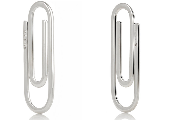 """<img alt=""""""""/><p>It's not just a paperclip, its Prada.</p> <p>This $185 Prada paperclip sold by <a rel=""""nofollow"""" href=""""http://www.barneys.com/product/prada-paperclip-shaped-money-clip-501189944.html"""">Barney's New York</a> is the latest in the list of extravagant things you will never need.</p> <div><p>SEE ALSO: <a rel=""""nofollow"""" href=""""http://mashable.com/2017/04/20/puma-fenty-slippers/?utm_campaign=Mash-BD-Synd-Yahoo-Watercooler-Full&utm_cid=Mash-BD-Synd-Yahoo-Watercooler-Full"""">Rihanna's new jelly slides look like those cheap sandals found all over Asia</a></p></div> <p>Okay, to be fair, it's not technically a paperclip, but a <em>paperclip-shaped</em> money clip.</p> <p><img alt=""""""""></p> <div><p>Image:  prada/barney's/screenshot</p></div><p>Well that makes it a lot better.</p> <p><img></p> <div><p>Image:  PRADA/BARNEY'S/SCREENSHOT</p></div><p>Naturally, people were pretty triggered by this.</p> <div><blockquote> <p>mood: being wealthy enough to have a $185 Prada money paperclip <a rel=""""nofollow"""" href=""""https://t.co/P774DcQAOr"""">pic.twitter.com/P774DcQAOr</a></p> <p>— VENUS (@DEVILDIOR) <a rel=""""nofollow"""" href=""""https://twitter.com/DEVILDIOR/status/877990620911984641"""">June 22, 2017</a></p> </blockquote></div> <div><blockquote> <p>$185 for a paperclip? This thing better be able to hold my life together.. <a rel=""""nofollow"""" href=""""https://t.co/IunW9Aiy25"""">pic.twitter.com/IunW9Aiy25</a></p> <p>— FREDDY (@FreddyAmazin) <a rel=""""nofollow"""" href=""""https://twitter.com/FreddyAmazin/status/877980624291627008"""">June 22, 2017</a></p> </blockquote></div> <div><blockquote> <p>Ready for another round of """"ridiculous things I've ever seen""""? I present to you, a 185$ paper clip. I can't. <a rel=""""nofollow"""" href=""""https://t.co/U60P5I0pim"""">pic.twitter.com/U60P5I0pim</a></p> <p>— Laura Vitale (@LaurasKitchen) <a rel=""""nofollow"""" href=""""https://twitter.com/LaurasKitchen/status/877944731120087040"""">June 22, 2017</a></p> </blockquote></div> <div><div><blockquote> <p>Rich ppl so rich they pay for designer p"""
