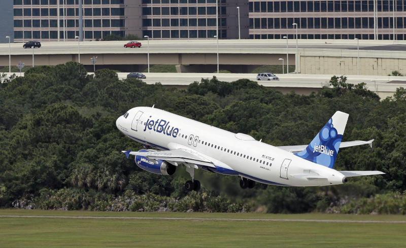 Camarda Financial Advisors LLC Sells 4121 Shares of JetBlue Airways Corporation (JBLU)