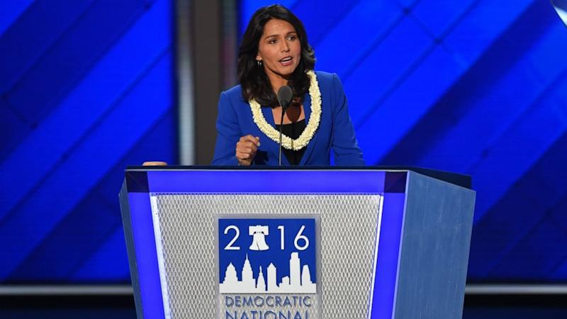 Democratic Rep. Tulsi Gabbard 'Under Serious Consideration' for Trump Cabinet