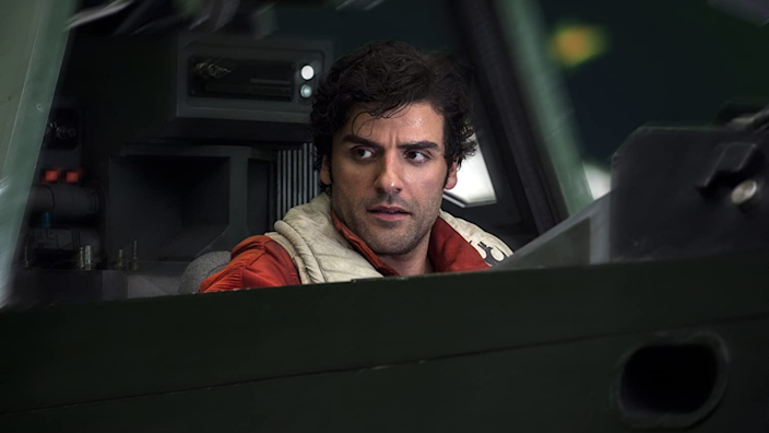 Poe Dameron butts heads with an admiral in the Resistance.