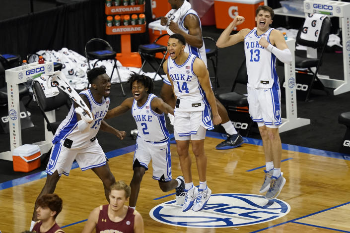 Duke Wins Opener In Quest For 5 Straight In Acc Tourney