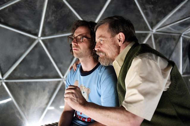 Kyle Mooney and Mark Hamill in <em>Brigsby Bear</em> (Picture: Sony Pictures Classics /Courtesy Everett Collection)