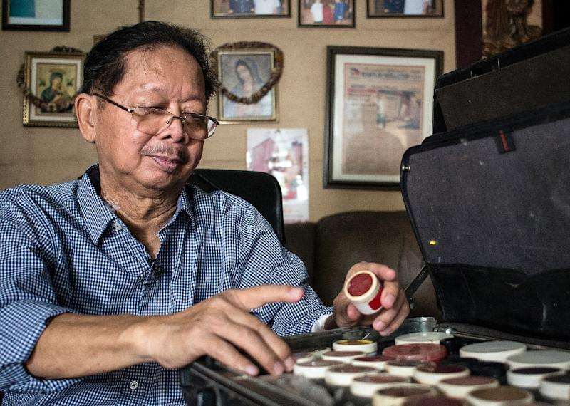 Mortician to Philippines\' Marcos reveals trade secrets
