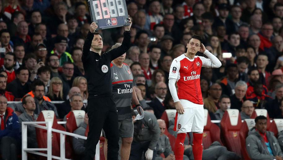 <p>Despite rumours of player revolts at the clubs, the majority of talent at Arsenal signed based on Wenger's reputation, none more so than Mesut Ozil who was swayed by the Frenchman's managerial style.</p> <br /><p>The likes of Olivier Giroud, Hector Bellerin and Laurent Koscielny have all voiced their support for Wenger and wish to continue working under his guidance.</p> <br /><p>Should he choose to depart, certain Gunners fans may eat their own words as several stars follow suit and depart the sinking ship.</p>