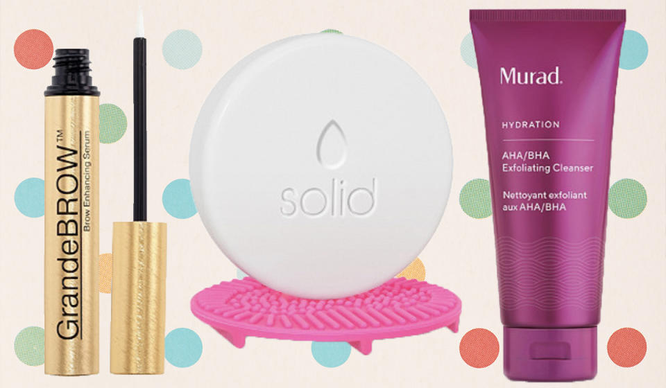Snag Murad, GrandeBrow and more on sale. (Photo: Ulta)
