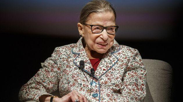 It was not unique for Supreme Court Justice Ruth Bader Ginsburg, seen in 2019, to share her opinions and have them used by someone else without attribution to her, said Sotomayor. (Photo: Chicago Tribune via Getty Images)