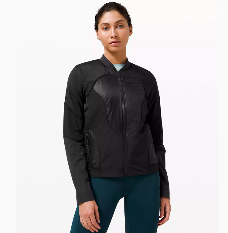 Polar Race Run Jacket (Photo via Lululemon)