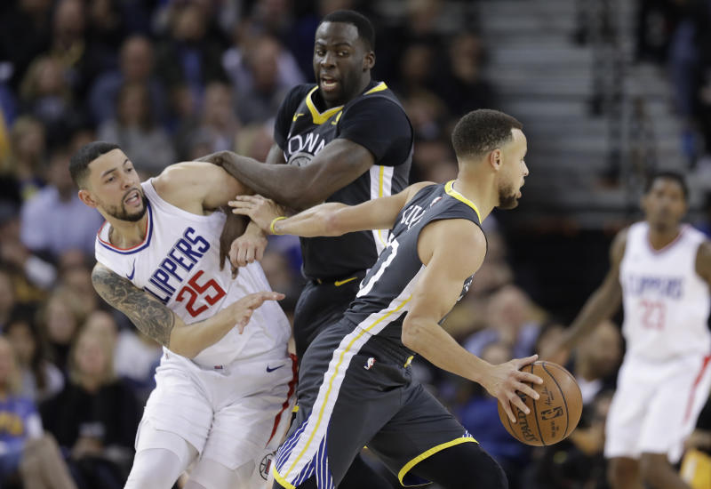 Something very bad is about to happen to the Los Angeles Clippers. (AP)
