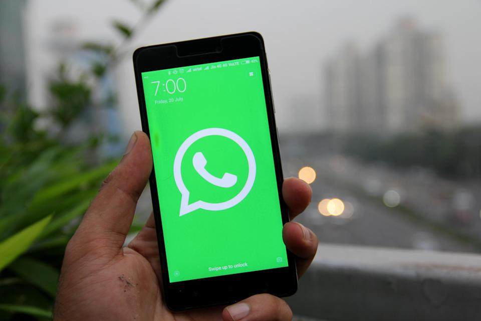 Whatsapp has sued the Indian Government over its new IT Act. (Photo by Nasir Kachroo/NurPhoto via Getty Images)