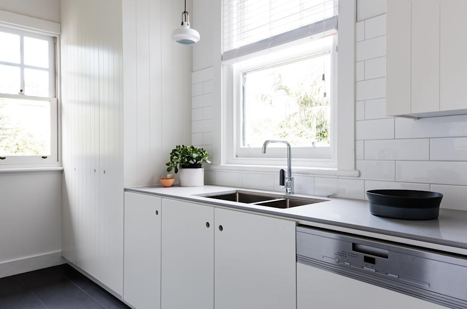 "<p>Adding plants to <a href=""https://www.housebeautiful.com/room-decorating/kitchens/g623/beautiful-designer-kitchens/"" rel=""nofollow noopener"" target=""_blank"" data-ylk=""slk:your kitchen"" class=""link rapid-noclick-resp"">your kitchen</a> is an easy way to infuse some personality into your space. And besides, a lively, colorful kitchen only makes cooking dinner feel more fun and less of a chore. But if you're wondering what kinds of plants can <em>actually</em> thrive in your kitchen, it really depends on what your home is like—everyone has a different set-up with windows and natural light, counter space, size, how often you cook, temperature, and more that can affect how your plants do. </p><p>These plants take that into consideration, with options that can handle multiple light levels, humidity, temperatures fluctuations, and more. Plus, there are several trailing and hanging options that you can place on top of your cabinets, as well as <a href=""https://www.housebeautiful.com/lifestyle/gardening/g1877/indoor-herb-gardens/"" rel=""nofollow noopener"" target=""_blank"" data-ylk=""slk:plants like herbs"" class=""link rapid-noclick-resp"">plants like herbs</a> that can go in your window or on the counter. Not to mention, there are a few plants that can help you mitigate any pest problems that might occur (bye, bye, flies!). If you're shopping for kitchen plants, these houseplants are a great place to start. And if you're wondering how to keep them alive, you can find more in-depth care tips for them at <a href=""https://go.redirectingat.com?id=74968X1596630&url=https%3A%2F%2Fwww.thesill.com%2F&sref=https%3A%2F%2Fwww.housebeautiful.com%2Flifestyle%2Fgardening%2Fg30655732%2Fkitchen-plants%2F"" rel=""nofollow noopener"" target=""_blank"" data-ylk=""slk:The Sill"" class=""link rapid-noclick-resp"">The Sill</a>, <a href=""https://go.redirectingat.com?id=74968X1596630&url=https%3A%2F%2Fbloomscape.com%2F&sref=https%3A%2F%2Fwww.housebeautiful.com%2Flifestyle%2Fgardening%2Fg30655732%2Fkitchen-plants%2F"" rel=""nofollow noopener"" target=""_blank"" data-ylk=""slk:Bloomscape"" class=""link rapid-noclick-resp"">Bloomscape</a>, and <a href=""http://www.costafarms.com/"" rel=""nofollow noopener"" target=""_blank"" data-ylk=""slk:Costa Farms"" class=""link rapid-noclick-resp"">Costa Farms</a>. </p>"