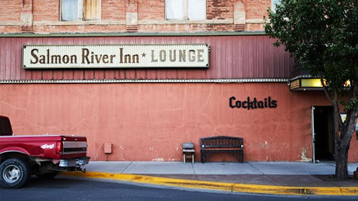 """<div class=""""inline-image__caption""""><p>Salmon, Idaho, is a sleepy town bordering on desolate, but its access to world-class whitewater rafting is hard to match, and the old architecture throughout a downtown with ample boarded up windows is surprisingly cool. </p></div> <div class=""""inline-image__credit"""">Courtesy of Winston Ross</div>"""
