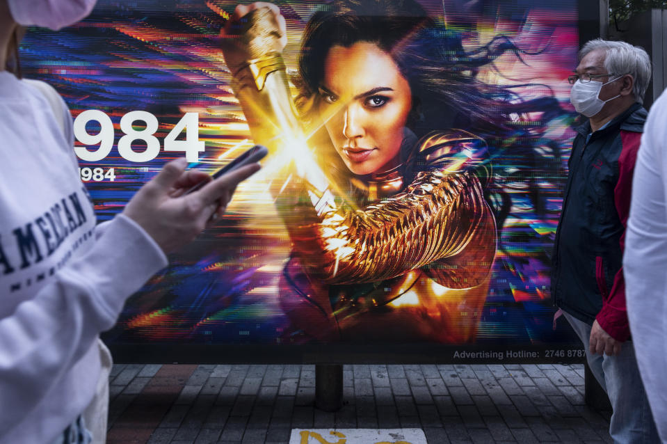 "HBO Max's ""Wonder Woman 1984� outpaced all other streaming programming in U.S. viewership, according to Nielsen"