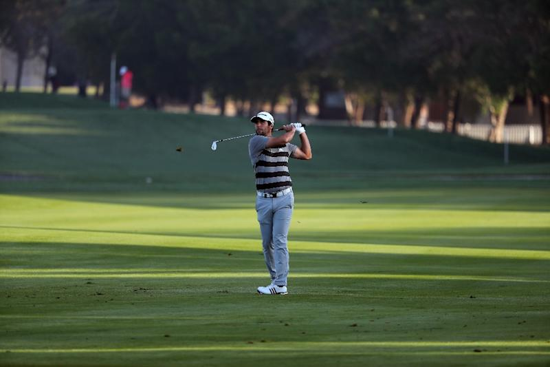 Defending champion Wang misses the cut as Otaegui leads in Qatar