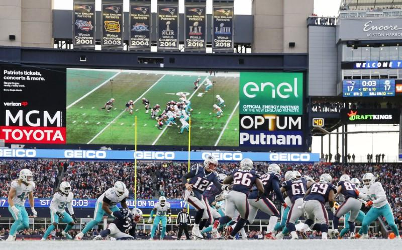 Patriots face tough path with first wildcard game in a decade