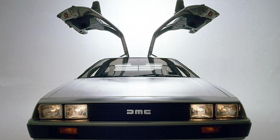 Photo credit: DeLorean Motor Company