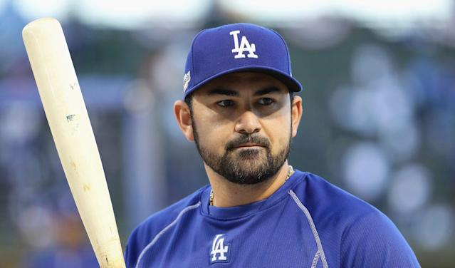 The Mets have reportedly agreed to a deal with Adrian Gonzalez. (Getty)