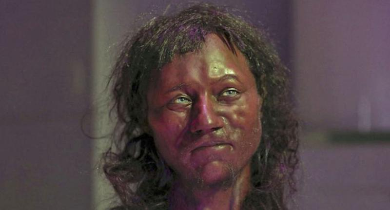 Scientists discover that the first modern Briton had dark skin