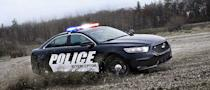Ford's New Police Cruisers Track Cops When They Break Traffic Laws