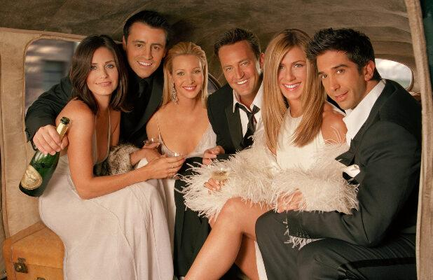 'Friends' Is HBO Max's Most-Viewed Show Since Launch