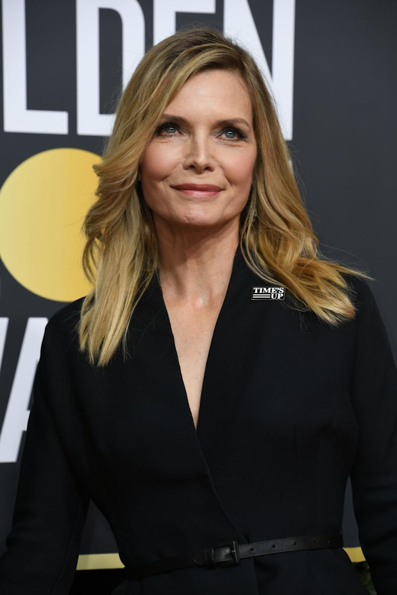 Michelle Pfeiffer reveals what made her unhireable' for years recommendations