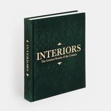 """<p>phaidon.com</p><p><strong>$79.95</strong></p><p><a href=""""https://www.phaidon.com/store/design/interiors-green-edition-9781838663865/"""" rel=""""nofollow noopener"""" target=""""_blank"""" data-ylk=""""slk:Pre-Order Now"""" class=""""link rapid-noclick-resp"""">Pre-Order Now</a></p><p>The latest edition of <em>Interiors: The Greatest Rooms of the Century</em> will be featured in a rich, forest green this year. A collaboration between Phaidon editors and William Norwich, this tome features 400 immortalized rooms from the turn of the 20th century through today. Spaces range from the homes of Coco Chanel to Pablo Picasso to Jacqueline Kennedy and Meg Ryan, offering a comprehensive, world design history of the last 120 years. <em>Interiors: The Greatest Rooms of the Century</em> debuts September 29.</p>"""