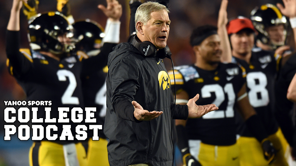 Kirk Ferentz and the Iowa Hawkeyes have been under fire this week for having an atmosphere of 'racial disparity' according to several former players.